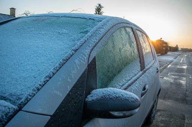 Autozubehör im Winter